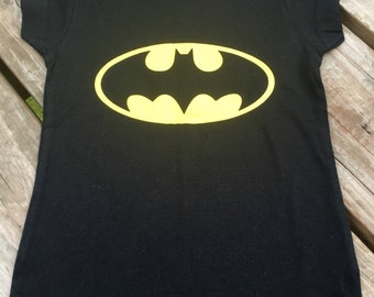 Batman inspired shirt