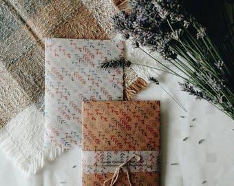 Pack of two Summer Florals Envelopes