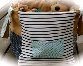 A toy bag large format * custom *.