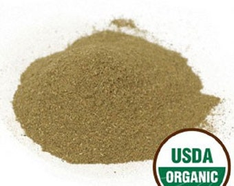 St Johns Wort POWDER, Organic 1 oz