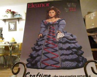 "Craftime ""Eleanor"" Knitting pattern"