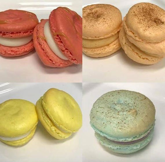 Macarons (pick up)