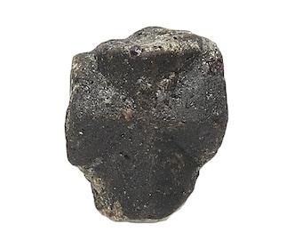 Staurolite Twin Crystal, Rare Maltese Cross, Fairy Cross Stone, Geo Mineral Specimen, from magical Taos, Wear it or Display it, USA Gemstone
