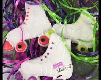 Roller Skate Sugar Cookies