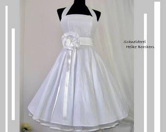 weddingdress,rockabillyweddingdress,bridalgown,petticoat weddingdress,crinoline,pink dress,white weddingdress,dress für bride,tailormade,