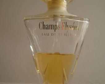 Guerlain Paris Champs-Elysees Eau De Toilette Bottle 50ml Spray