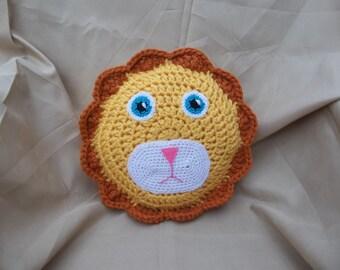 Lion Pillow Pal (custom made)