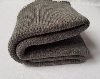 """Acrilyc knitted border gray ,width 8 cm (3"""") knitting supplies"""
