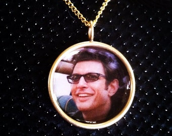 Jeff Goldblum Necklace