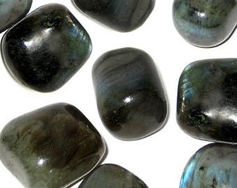Labradorite - stone rolled away