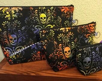 Batik Skulls