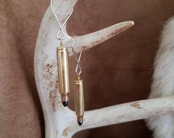 223 or 22 Bullet Casing Keychain & Zipper Pulls