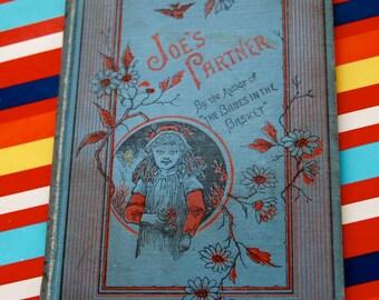 Vintage Joe's Partner Book