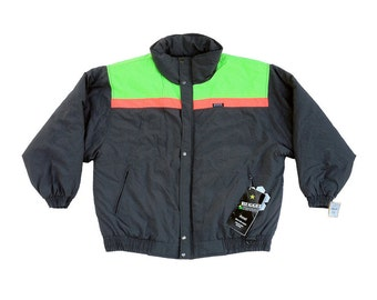 Radical 90s Deadstock Neon Rugged Terrain Ski Jacket - XL