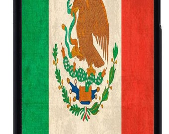 Mexico flag vintage distressed finish phone case for iPhone 6, 6 plus, 7, 7 plus, 8