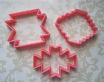 Southwest Style Cooke Cutters - Southwest Cutters - Cookie Cutters - Fondant Cutters - Cutters - Cookie and Cake Decorating Supplies