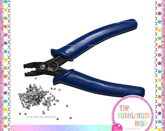 "5"" JEWELRY CRIMPING TOOL, Diy Jewelry Tools, Jewelry Supplies, Crimping Pliers, Bead Crimpers, The Bubblegum Bead Company"