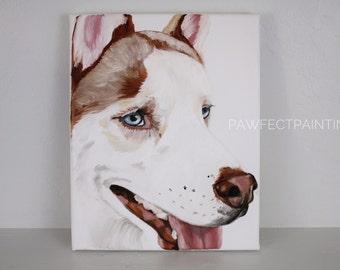 CUSTOM dog painting, custom dog portrait, pet painting, pet portrait, custom pet painting, pet painting personalized, dog painting custom