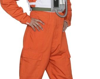 Star Wars X-Wing Pilot Costume - Jumpsuit