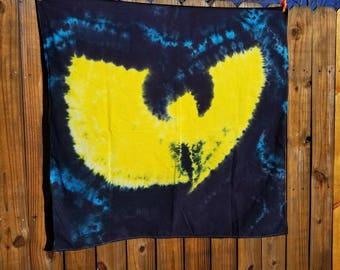 Wu-Tang Tie Dye Tapestry