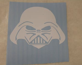 Star Wars Darth Vader Decal Any Size Any Colors