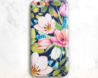 Floral iPhone 8 Case, Floral iPhone 7 Case, iPhone x Case,iPhone 6 Plus,iPhone SE Case,Floral iPhone 6 Case,Flowers iPhone 7,Floral SE case