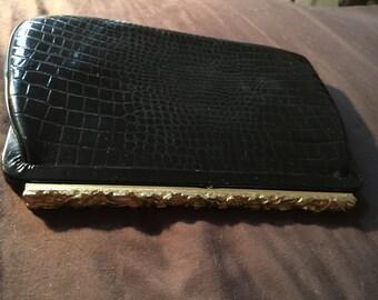 Beautiful Leather Vintage Purse Bag Mayer