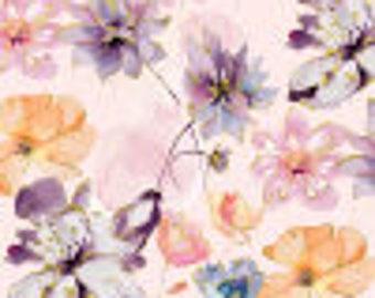 Flower Wrapping Paper| 2 feet x 5 feet| Gift Wrapping Paper