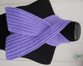 Knitted Neck Scarf