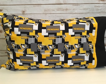 Pittsburgh Penguins pillowcase