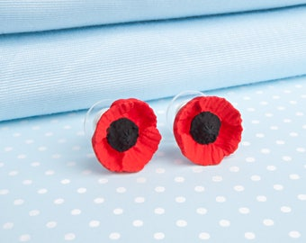 Poppy medium Stud Earring