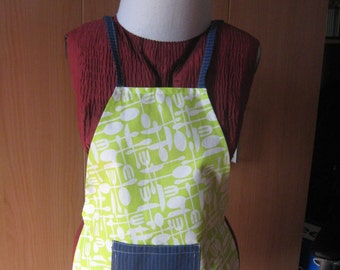 DISGUISE child from COOK/A-handmade (hat and apron)