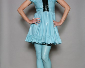 Ectomorph Frilly Babydoll Dress