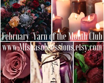 February Yarn of the Month Club