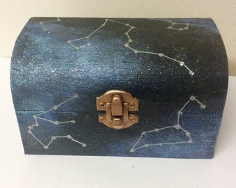 Constellation Trinket Box