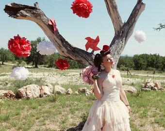 Alternative Wedding Dress - My Sharona