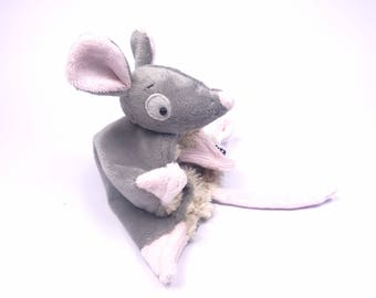 Little Mouse Security Blanket Lovey PDF