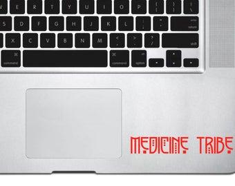 MEDICINE TRIBE Vinyl Decal - Nahko MFTP Sticker