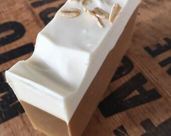 Oatmeal Stout skin Loving Soap