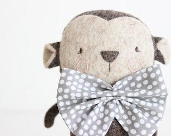 Stuffed Animal Custom | Monkey