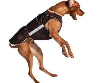 Dog Raincoat - Dog Rain Jacket - Custom Dog Clothes - Waterproof Dog Clothing - Dog Rain Coat - Custom made for your dog