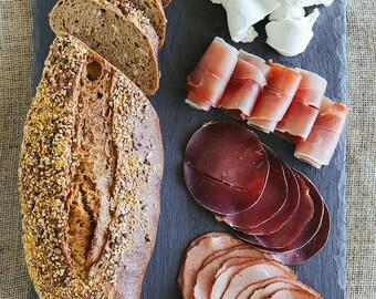 Large Welsh Slate Cheese Board