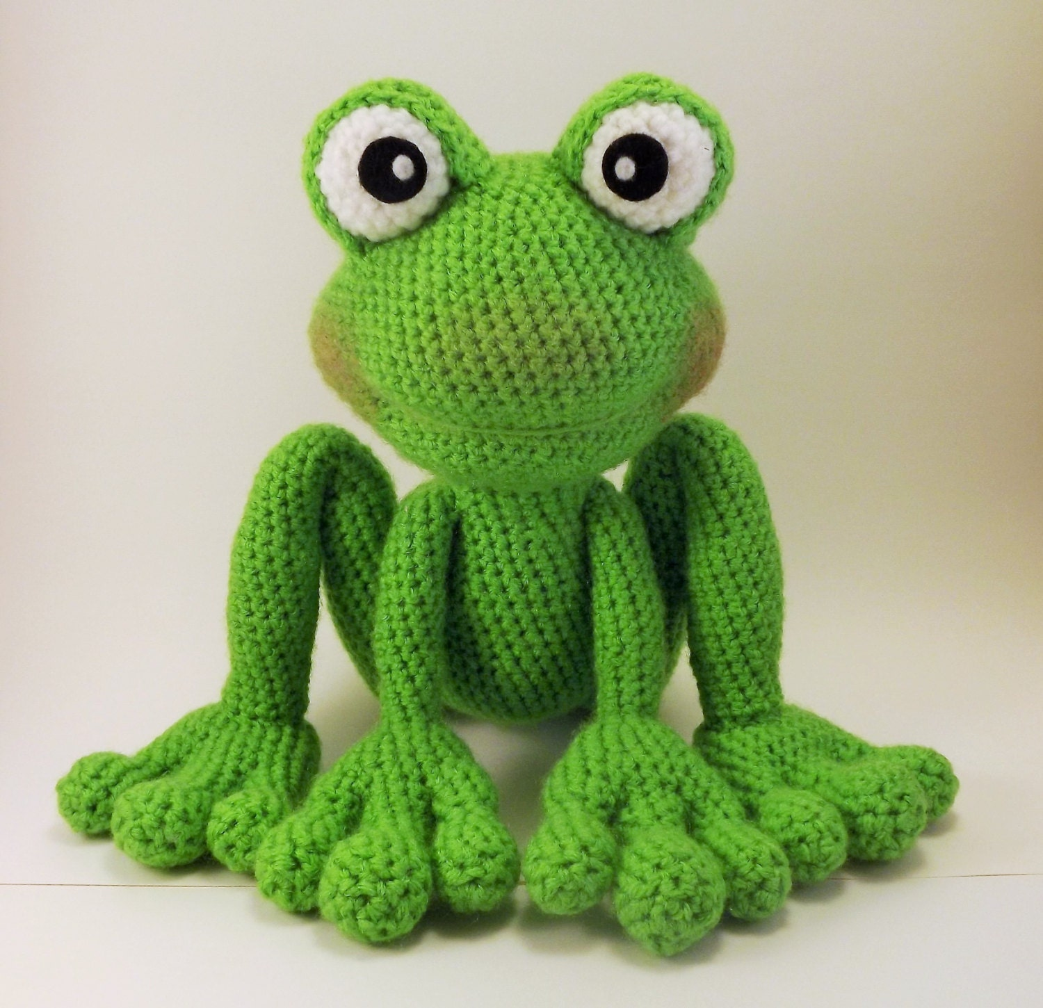 Attractive Knit Frog Pattern Inspiration - Easy Scarf Knitting ...
