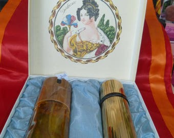 CHERAMY stunning Prestige DEDICATION box perfume