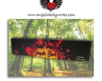 Dragon's Blood Incense