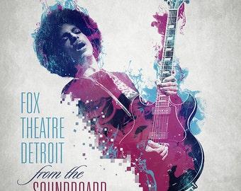 Prince - Detroit Fox Theatre