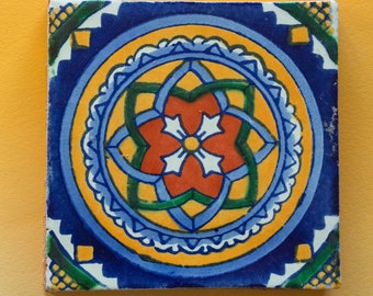 Mexican Tile 06