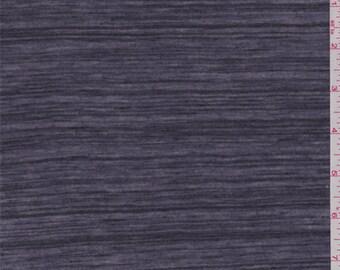 Plum Wine T Shirt Knit, Fabric By The Yard