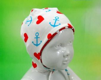 Spring-/ Summer-/ Autumn - Hat reversible