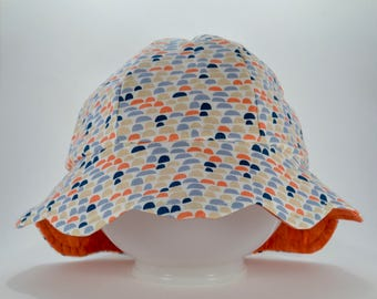 Medium Baby Cotton Bucket Sun Hat